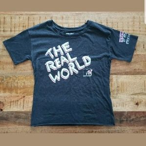 The Real World T Shirt